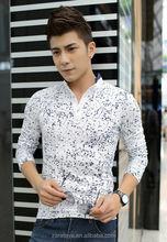 sleeveless hood for gym wear abaya men shirts Trade assurance Long sleeve polo shirt men's polo shirts wholesale retail