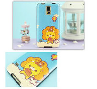 For Samsung Galaxy S5 Cartoon Mobile Phone Case, Lovely Little Lion Soft Silicone Cell Phone Shell From Alibaba China