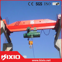 KIXIO Single girder 10 ton electric overhead crane hoist