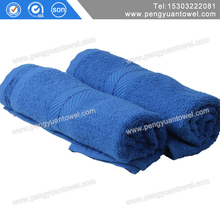 100% cotton Embroidery Fingertip Towel