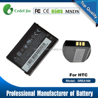 makita spare parts DREA160 battery for HTC G1A Dream pour G1 Google 1 lithium polymer battery