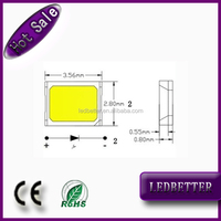 New arrival high brightness CRI>80Ra 2835 smd led datasheet