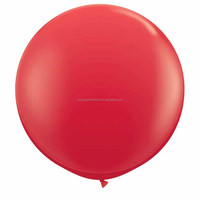 factory supply wholesale 36inch large balloon,big ballon advertising latex balloon