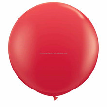 factory supply wholesale 36inch large balloon,big ballon advertising latex balloon