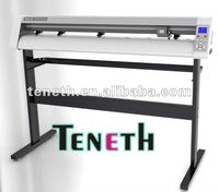 TENETH cutting plotter manufacturer/vinyl cutting plotter with coreldraw and AI direct output