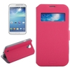 Factory price Horizontal Leather phone case for Samsung s4 accessory