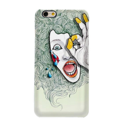 Wholesale 3D Sublimation Case, funky mobile phone case
