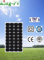 150w mono crystalline solar panel