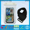 2014 cell phone wholesale pvc waterproof pouch for smart phone