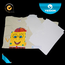 Yesion Inkjet heat transfer paper light t-shirt A3 A4