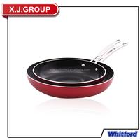 2Pcs Nonstick Aluminum Cookware Fry Pan Set XJ-12619