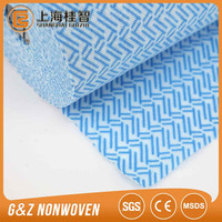 spunlace nonwoven cleaning wipes