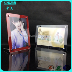 KM-CP39 China supply acrylic poster frame, crystal picture photo frame