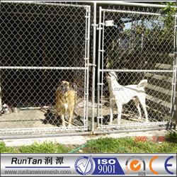 Anping wholesale hot dipped galvanized cheap chain link dog kennels (factory,since 1989)