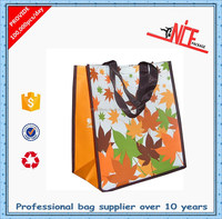 Wenzhou manufacture professional recycled nonwoven laminated bags