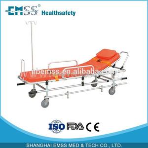 Cama de hospital equipamentos médicos maca sked ningbo