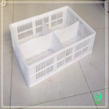 Small plastic boxes,transport crates for live poultry,plastic turnover box for sale