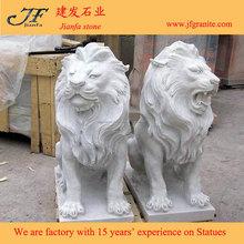Antiguo blancanieves piedra leones estatuas en venta