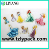 Heat transfer / Heat transfer film for EVA, thinking from princess of Disney, child toy