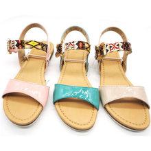 studded abaya sandal shoes