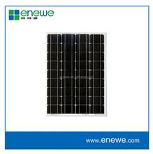 high quality and best price 50 watt mono solar panel
