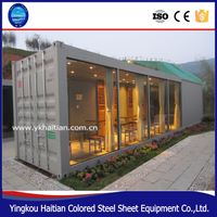 Africa Market Customized Office Container House for Sale