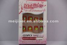 2012 Hot selling designed nail tips
