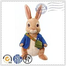 caliente de la venta al por mayor suave suave conejo juguetes
