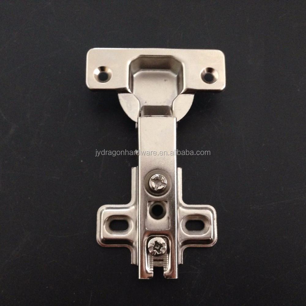 35 ММ никель чашки отделка One way dtc кабинета дверные нормальной петли