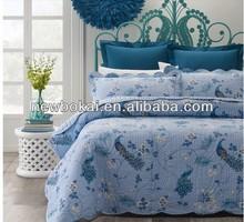 cotton quilt/microfiber quilt/polyester quilt