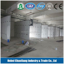 CE certificate MGO board/bedroom decorating/soundproof room divider/acoustic wall panel