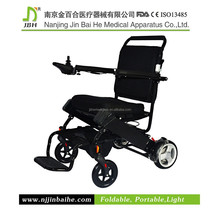 folding electric wheelchair folding stretcher