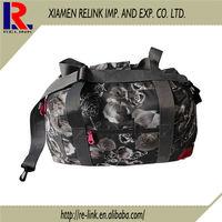 2014 top fashion light men leather travel bag