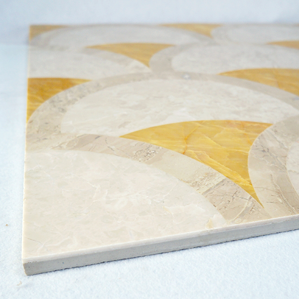 MPC10G66 Moreroom Stone Waterjet Artistic Inset Marble Panel-2.jpg