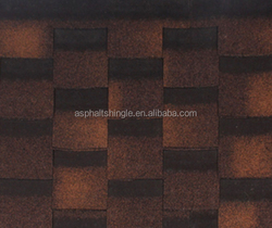 20 years warranty 3d waterproof roofing material modified roofing asphalt tiles