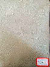 factory selling white pu artificial leather for sofa car seats bags