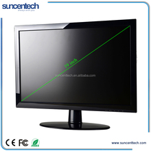 lcd monitor vga 19 inch with adjustable monitor stand , lcd monitor with 12v dc input
