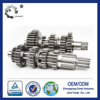 CG 125 Transmission Main Shaft and Output Shaft for Motorcycle