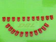 2014 venda quente vermelho clipes de nylon, braçadeira de <span class=keywords><strong>cabo</strong></span> <span class=keywords><strong>jumper</strong></span>