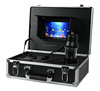 360degree Rotation 700tvl with 12 LEDs underwater fishing camera fish finder 20meters Cable