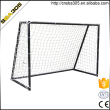 home kids soccer goal post with net