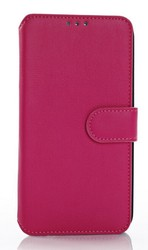 hot sale pu leather mobile phone book/wallet case