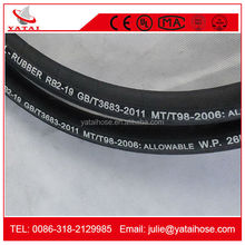 Acid and Alkali Resistant Hydraulic Rubber Tube for Mining