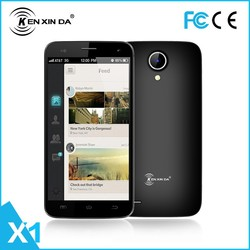 China new arrival 3G mobile phone ,2000mah battery 5.0 inch MTK6582 quad-core 5.0MP factory direct supply