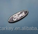 New arrived car key logo for ord logo sticker ford logo