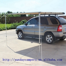 4WD accessories awning part family camping retractable awning for sale