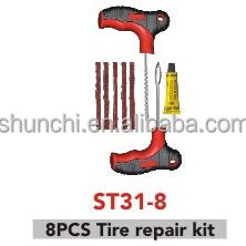 8pcs tire repair kit,tire repair tool,car repair tool