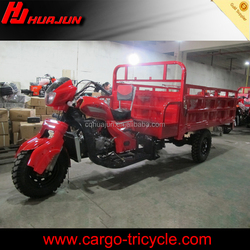 Cargo delivery motorcycle tricycle/Motorized tricycle cargo motorcycle for exporting