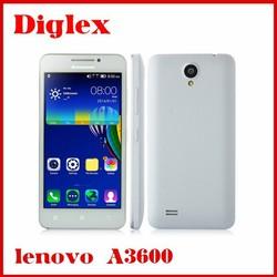 "Original Lenovo A3600D 4.5"" 4G FDD LTE MTK6582 Quad Core Android 4.4 512MB RAM 4GB ROM WIFI WCDMA Mobile Phone"