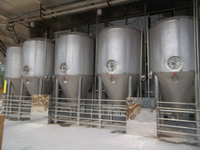 double jacket stainless steel beer conical fermenters for beer fermenting equipment